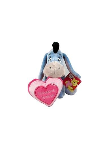Disney WTP Temalı - Eeyore  Kalpli 25cm-Disney